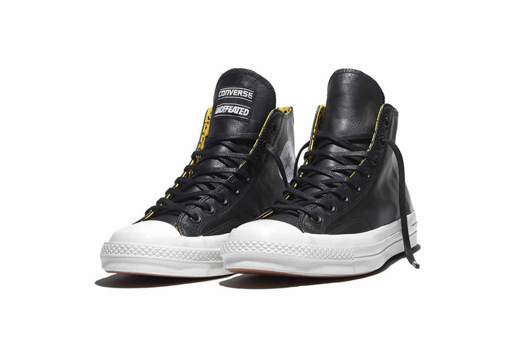 Black Chuck Taylor All Star '70 Shoes
