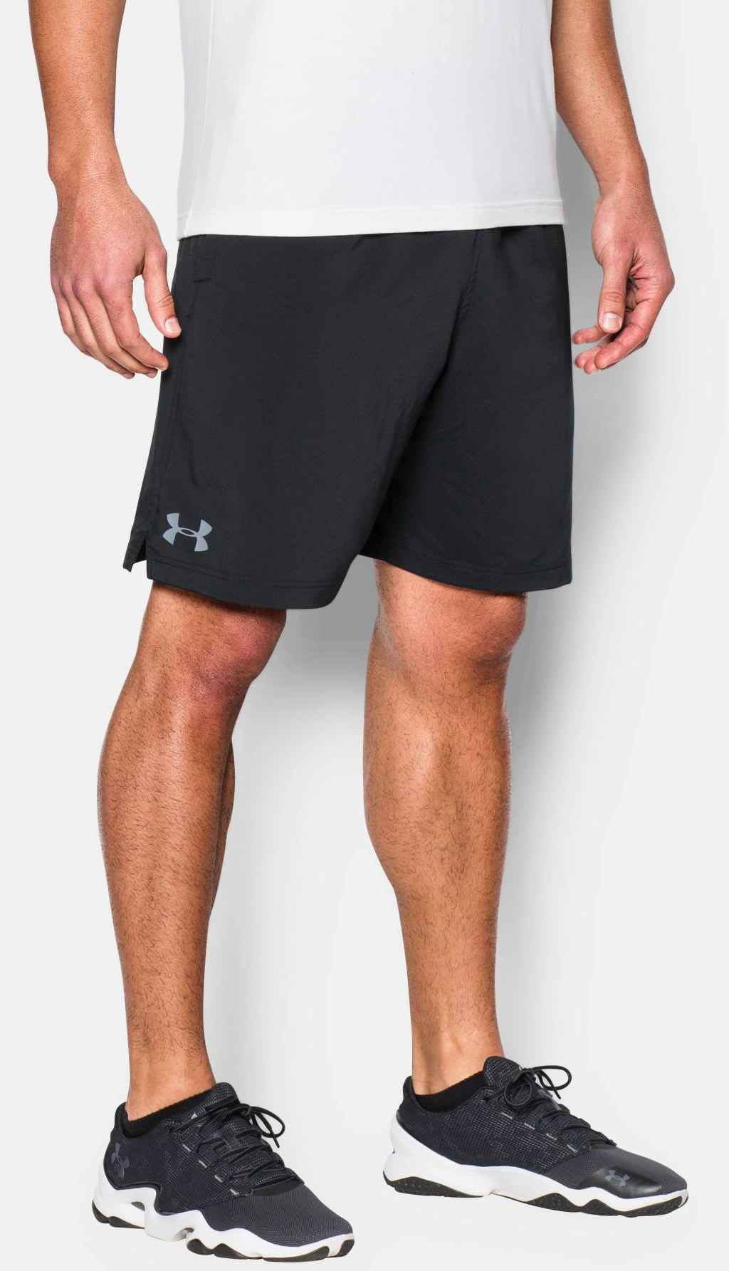 Black Under Armour Men's Shorts