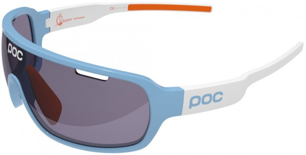 Blue Men's Cycling Sunglasses
