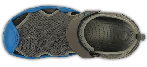 Crocs, Ultramarine Men's Swiftwater Sandal