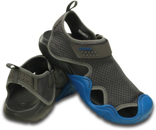 Ultramarine Men's Swiftwater Sandal by Crocs