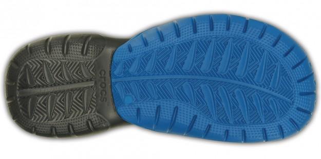 Ultramarine Men's Swiftwater Sandal by Crocs, Sole