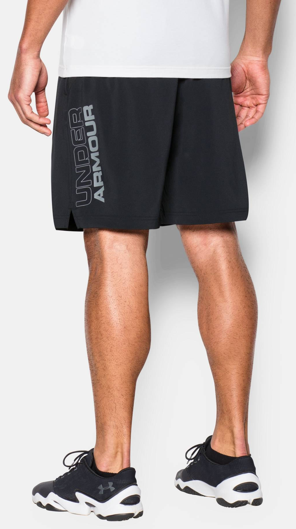 Under Armour Men's Black Shorts