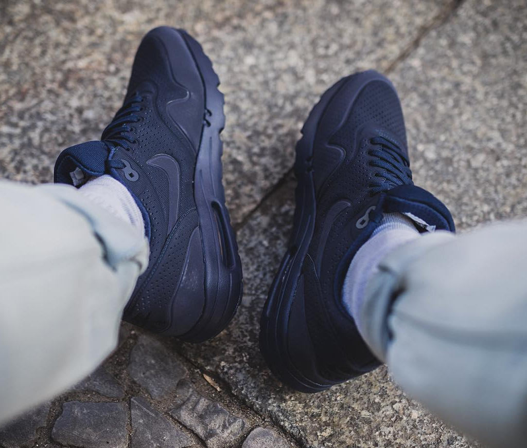 Nike Air Max 90 Ultra Moire Midnight Blue