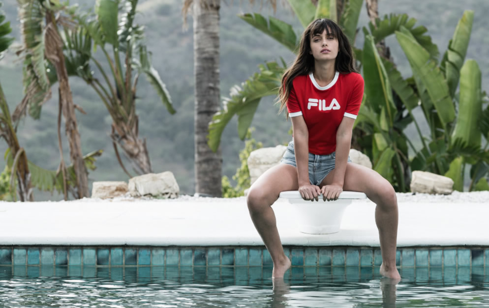FILA Women's and Men's Heritage Apparel Collection