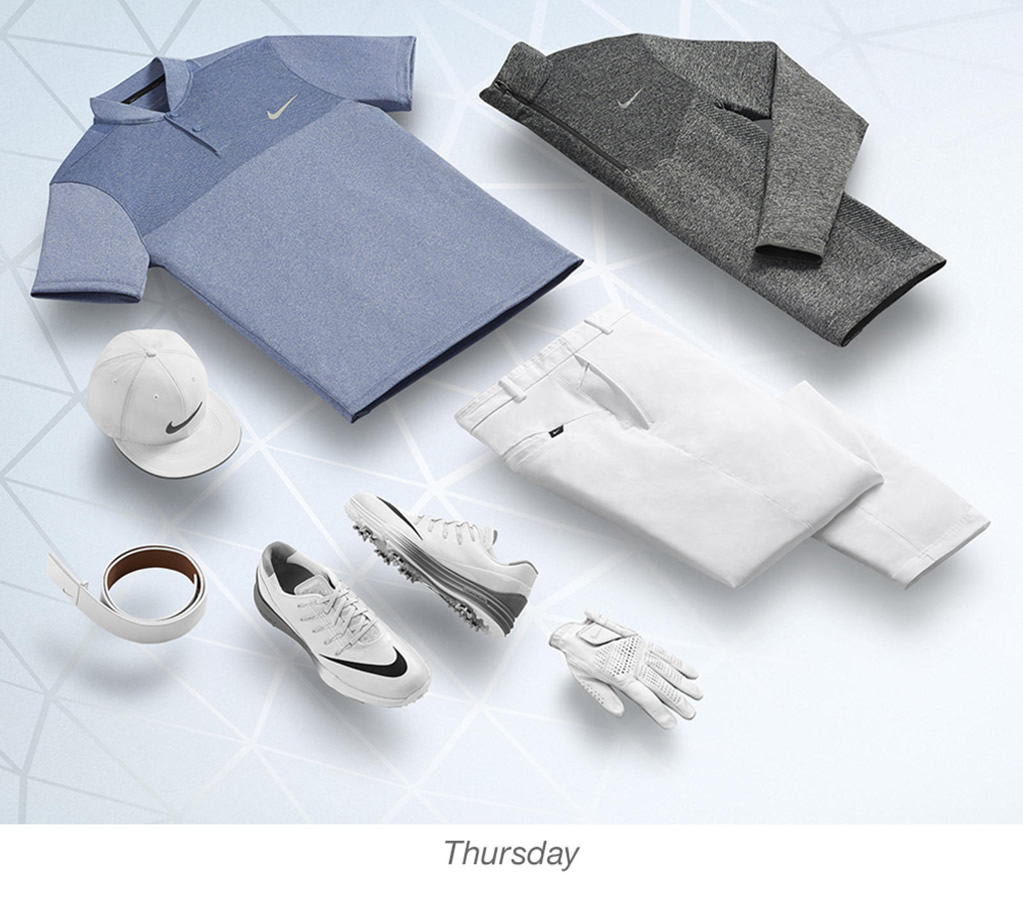Men's golf outfits -Brooks Koepka by Nike