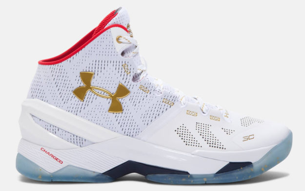 All Star Under Armour Curry Two Men's Basketball Shoe