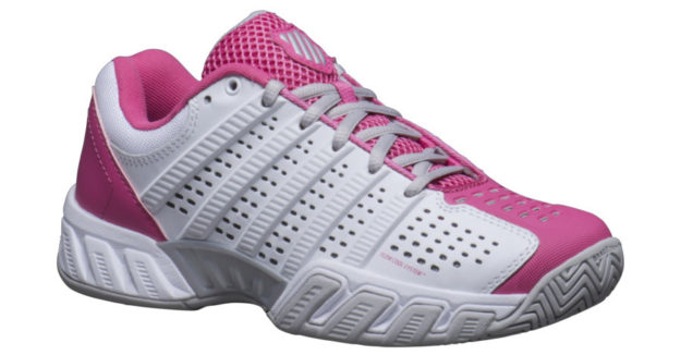 Pink Women's Tennis Shoes by K-Swiss