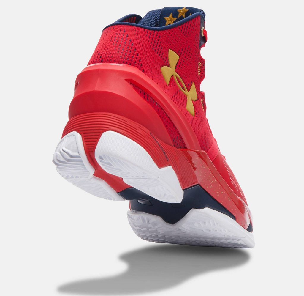 the latest a97c6 370cc Under Armour Curry Two Men's Basketball Shoe
