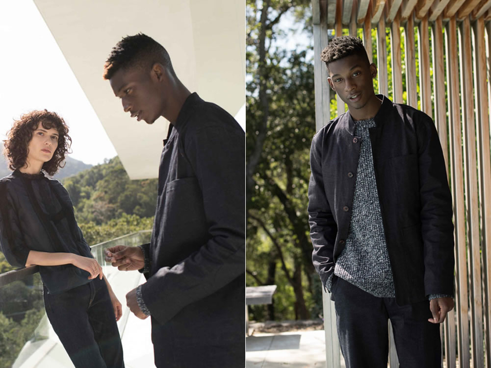 2016 Fall-Winter Lookbook by Levi's Made & Crafted
