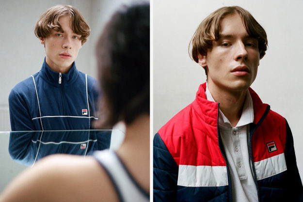 FILA's FW16 Vintage Collection