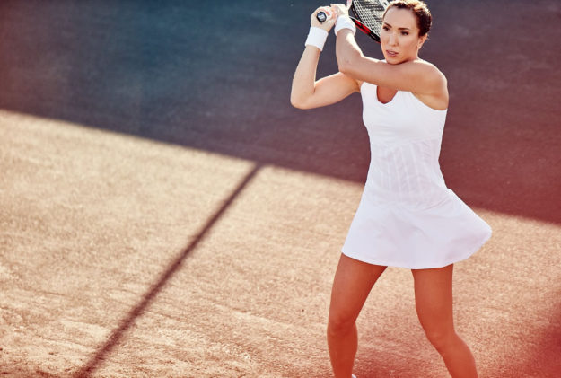 FILA Women's Court Couture Tennis Collection