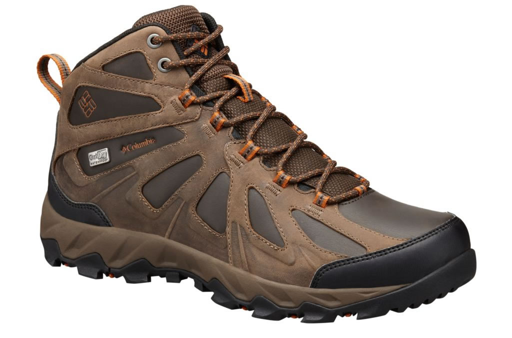 Men's Peakfreak Mid Leather OutDry Trail Shoe By Columbia