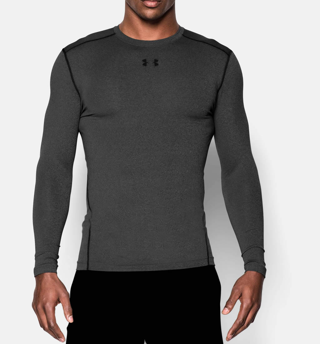 Under Armour Carbon Men's Long Sleeve Shirt