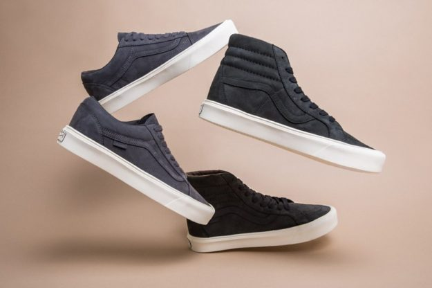 Vans' Old Skool And Sk8-Hi Sneakers