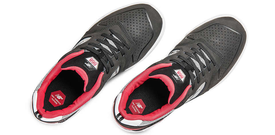 868 New Balance men's skate shoes