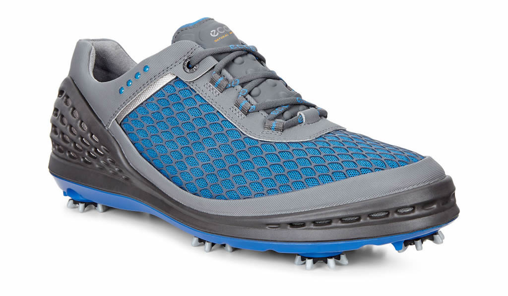 Blue Men's Cage EVO Golf Shoe by Ecco