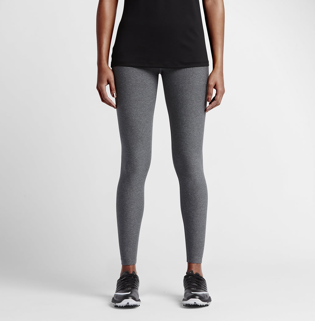Carbon Solid Women's Golf Tights by Nike