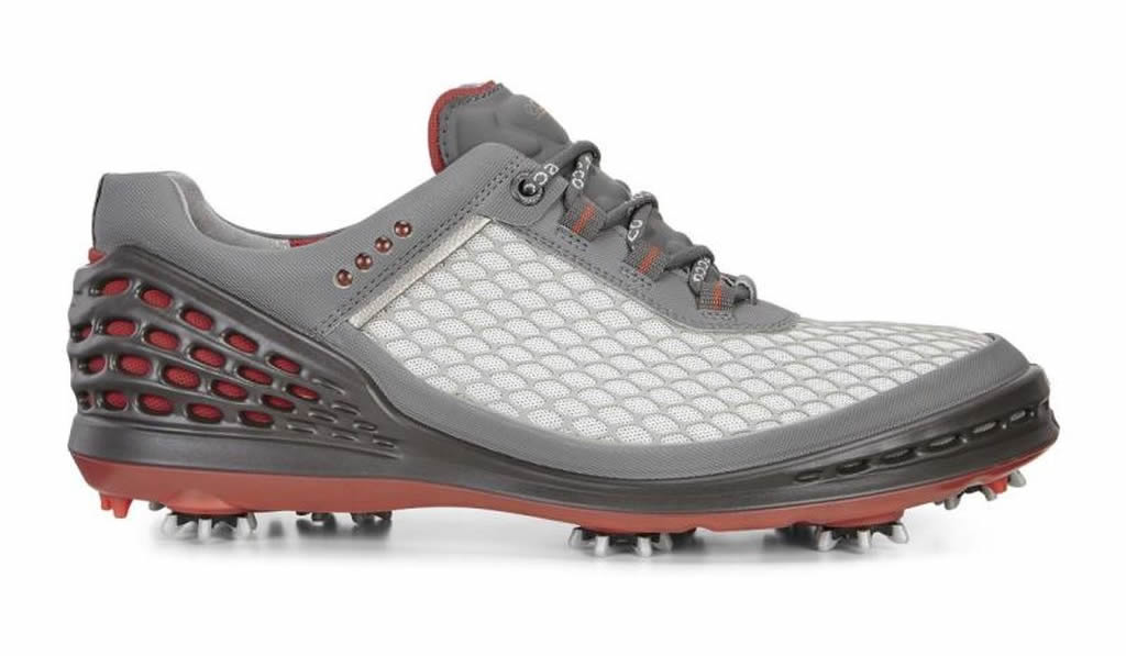 Concrete Men's Cage EVO Golf Shoe by Ecco, Side