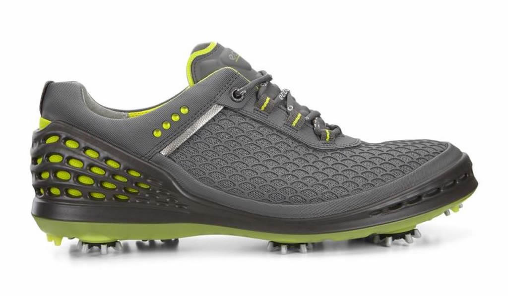 DARK Men's Cage EVO Golf Shoe by Ecco, Side