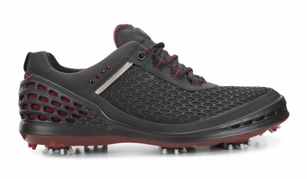 Ecco Men's Cage EVO Golf Shoe, Side