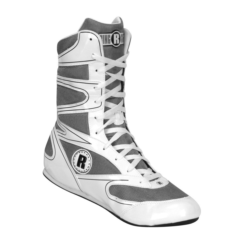 White Ringside Men's Undefeated Boxing Shoes