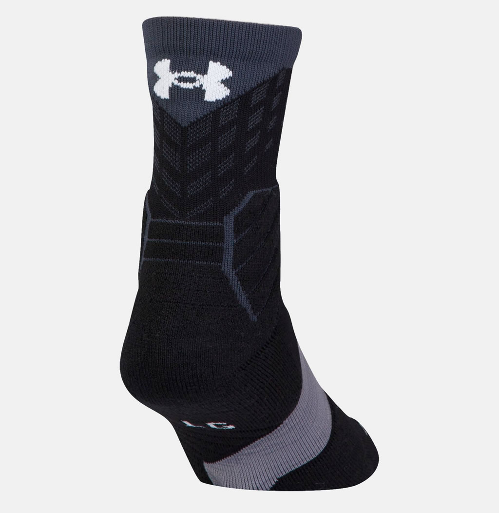 Basketball Drive Mid Men's Sock by UA
