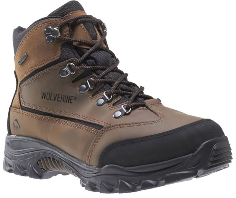 91bc47e4b20 Spencer Waterproof Mid-Cut Hiking Booth By Wolverine