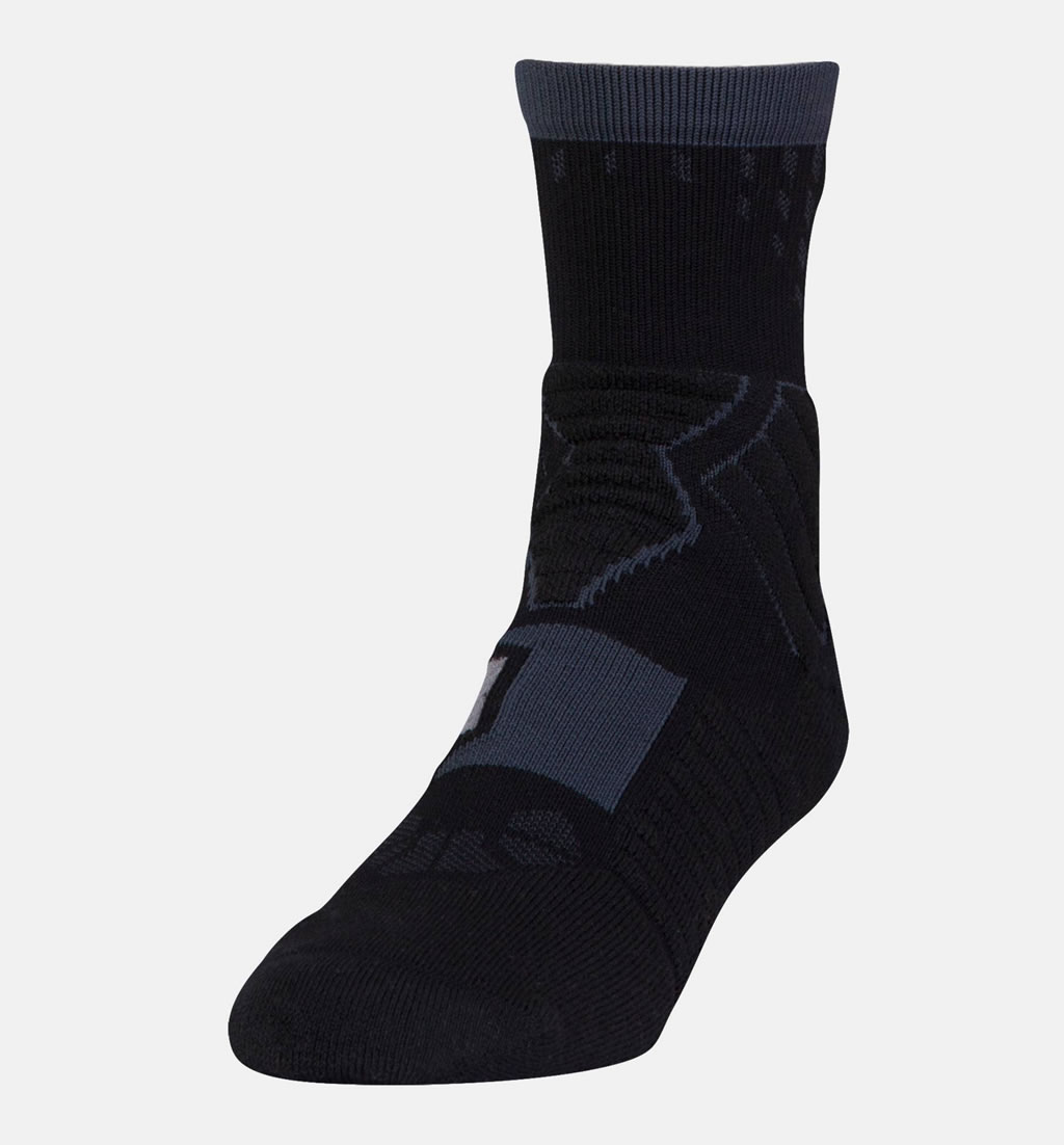 UA Basketball Drive Mid Men's Sock