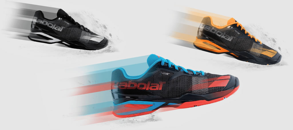 Babolat men's tennis shoes for 2017