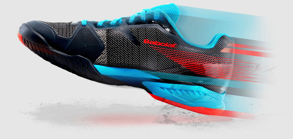 Men's tennis shoes for 2017 by Babolat