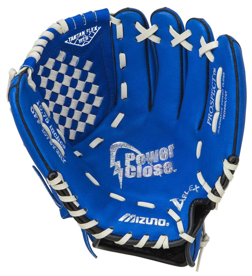 Mizuno's Prospect 10.75 youth baseball glove