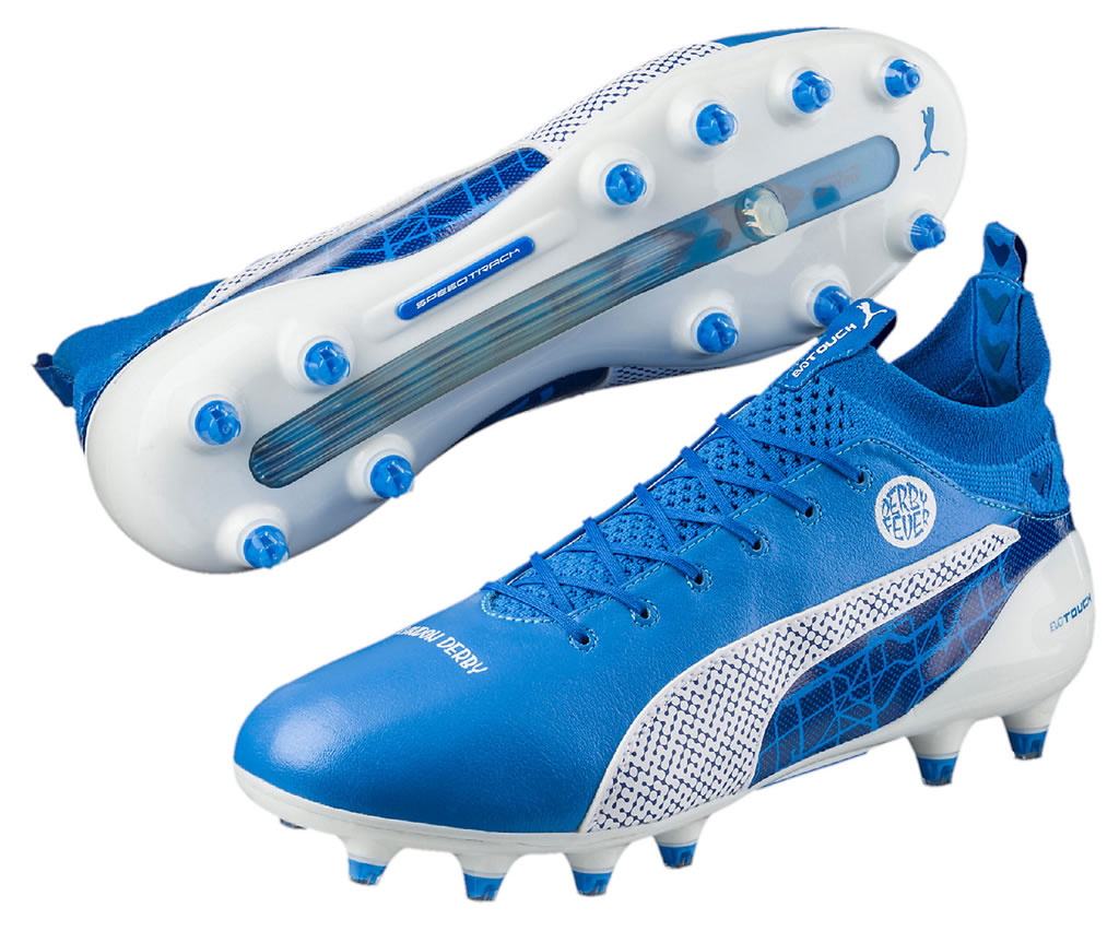 PUMA evoTOUCH PRO Cesc DF FG Men's Soccer Cleats
