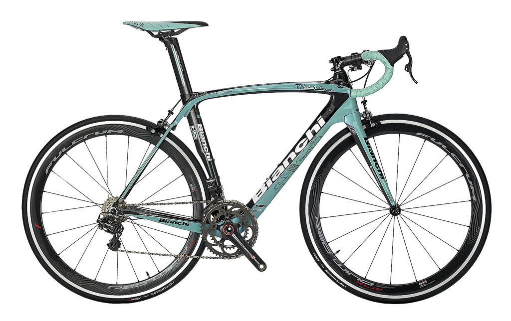 World's most expensive bike by Bianchi