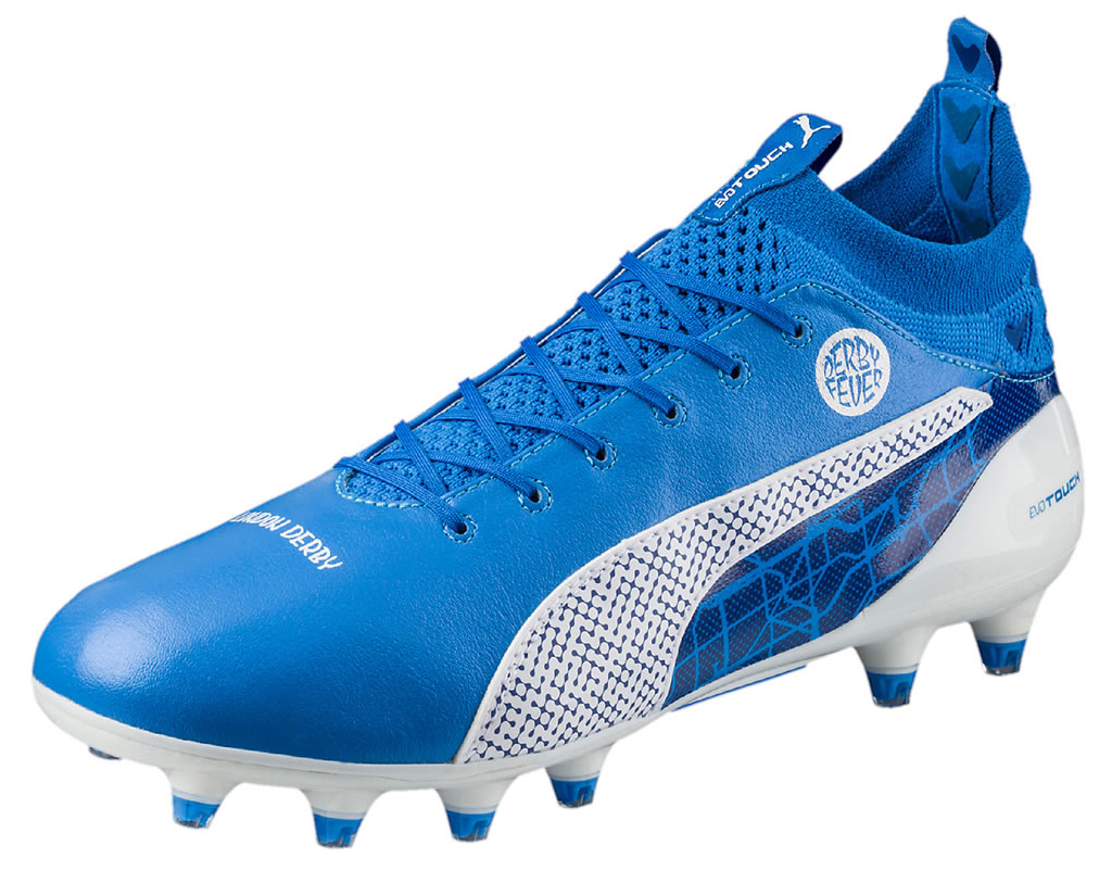 evoTOUCH PRO Cesc DF FG Men's Soccer Cleats By PUMA
