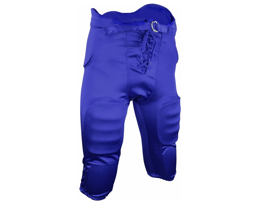 Men's football pants with pads
