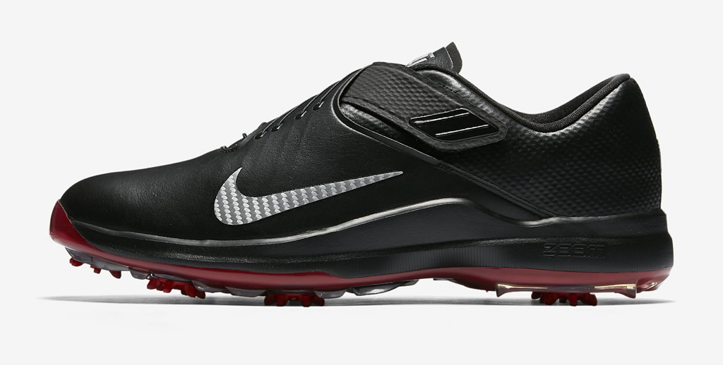 Nike Air Zoom TW' 17 men's golf shoes, Side