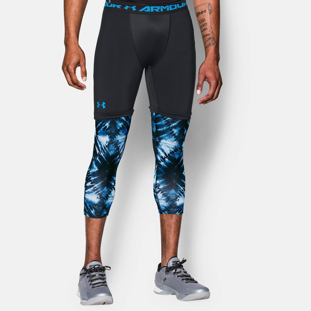 Men's Basketball Leggings by UA