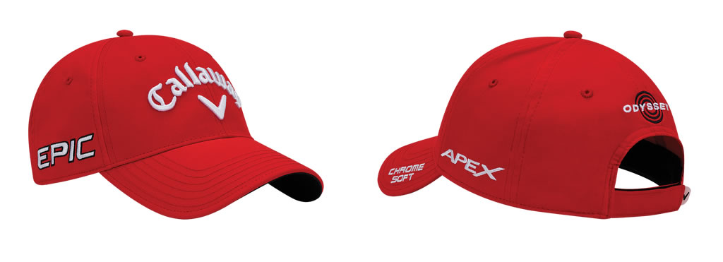 Red Men s golf hat by Callaway 71f5cd19ff5