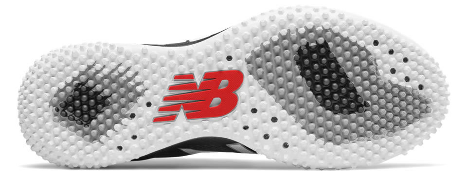 Men's Turf 4040v4 baseball shoes by New Balance, Sole