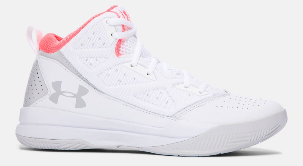Women's UA Jet Mid Basketball Shoes