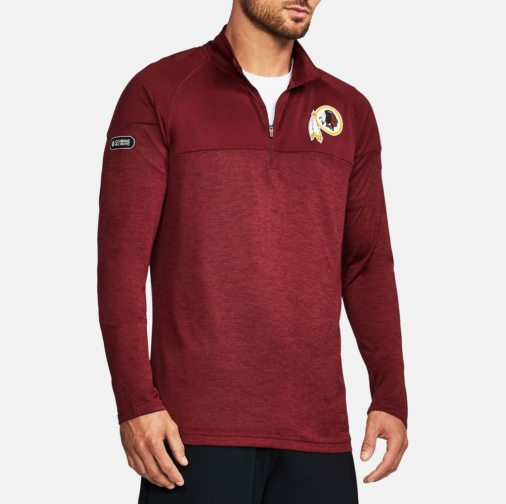 Men's football long sleeve shirt by UA