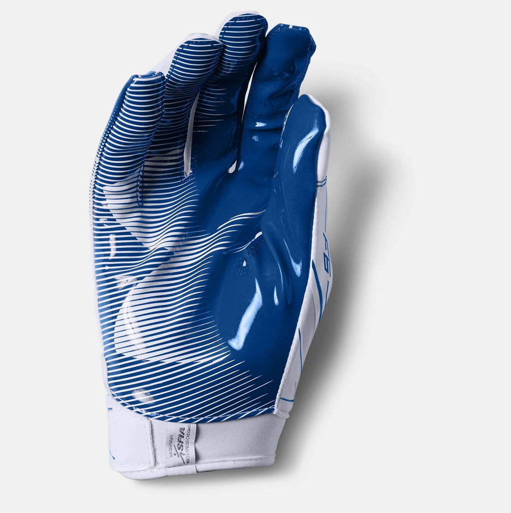 F6 Men's Football Glove by UA